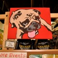 Pet Art at Long Dog Fat Cat