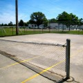 Tennis Courts at the Florence Rec Center