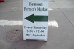 Benson Farmers Market