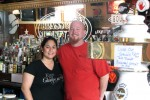 Kevin and Maria Tworek, Owners of Brass Monkey