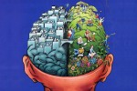 Right-brain and Left-brain thinking - which one are you?