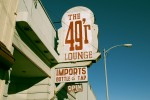 The 49'r Lounge in Dundee