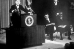 JFK calling for national service from all Americans