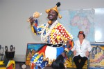 Charles Ahovissi African Dance Instructor