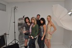 The Expose styling team - Ricki, Lindsey, Jason, Elisha, Amy