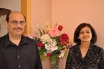 Natasha and Harish Keshwani - Owners of Inscribed Roses