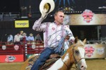 River City Roundup - David Key Team Roping Champion