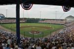 Johnny Rosenblatt Stadium in Omaha, Nebraska