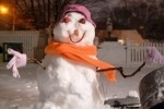 Bob Eckstein's Today's Snowman Contest