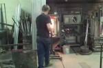 Crystal Forge + the 'glory hole' furnace