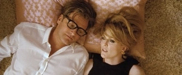 A Single Man (Colin Firth and Julianne Moore)