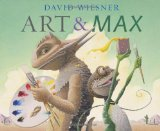 Art + Max by David Weisner