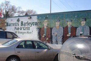 Barrett's Barleycorn Pub + Grill