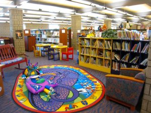 Benson Branch Kids Area