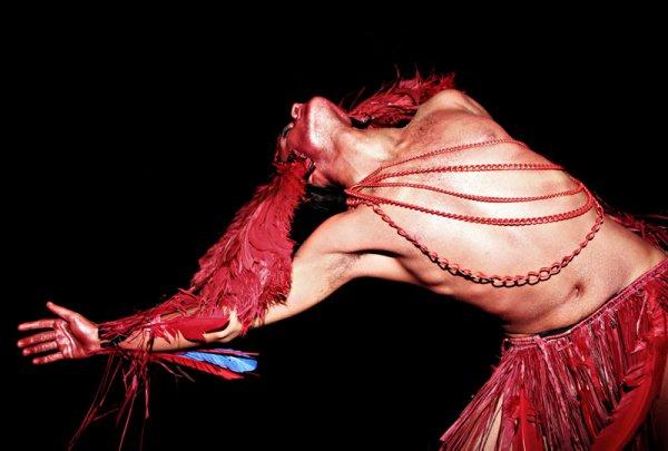 Chad - 1/Fourth Dancer: photo by Daniel Muller