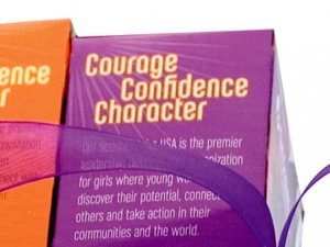 Courage, Confidence, Character