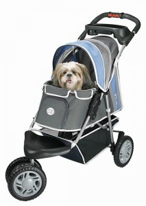 Are Pet Strollers going to far?