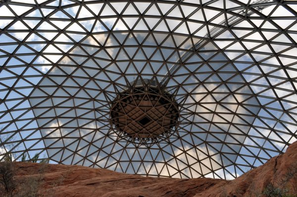 Dome at Henry Doorly Zoo