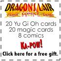 Dragon's Lair Coupon