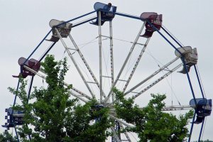 Ferris Wheel at Taste of Omaha