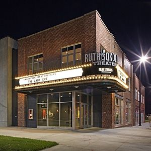 Film Streams in North Downtown Omaha