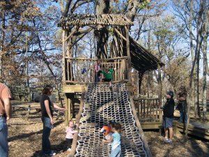 Fontenelle Forest Play Area