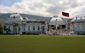 Earthquake Damage in Haiti