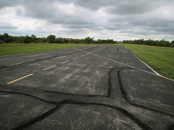 Hawk Field Runway