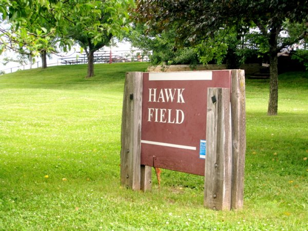 Hawk Field in Omaha