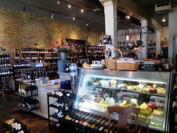 La Buvette Wine Shop