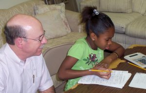 Good News Bears tutoring program in North Omaha