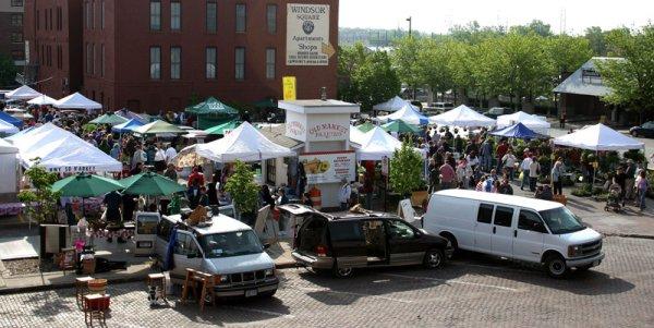 Omaha Farmers Market (11th & Jackson)