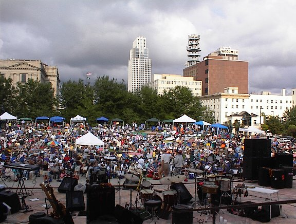 Omaha's Jazz on the Green series