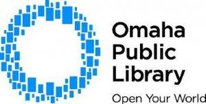 Omaha Public Library's new logo
