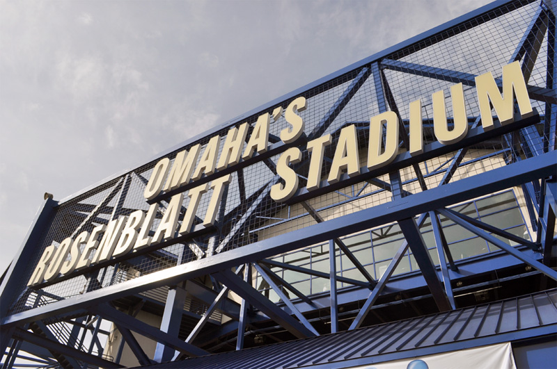 Omaha Rosenblatt Stadium