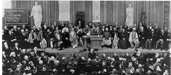 Parliament of the World's Religions in 1893
