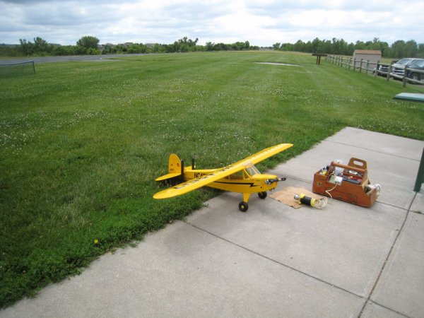 Radio Controlled Airplane