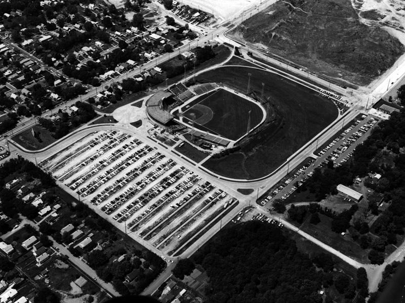 Rosenblatt Stadium Aerial