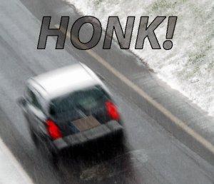 Honking SUVs