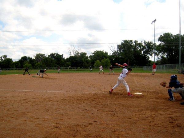 Tranquility Park Baseball