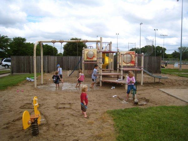 Tranquility Park Playground